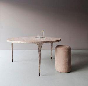 Ochre -  - Round Diner Table