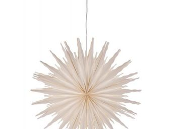 BLANC D'IVOIRE - suspension sun - Christmas Bauble