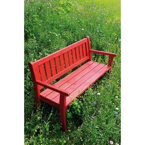 JARDIPOLYS - banc de jardin en bois jardipolys - Garden Bench