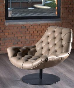 EVOLUTION21 BY KARINE BONJEAN -  - Swivel Chair