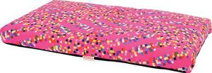 ZOLUX - matelas graffiti rose en tissu et ouate déhoussabl - Dog Bed