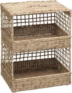 Shelf basket