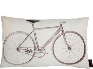 ELLA DORAN - bike 30x50cm - Rectangular Cushion