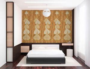 PEARL CORK - leaf dance - Wall Covering