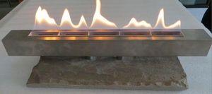ALFRA FRANCE - dana - Flueless Burner Fireplace