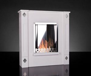 ALFRA FRANCE - zurich - Flueless Burner Fireplace