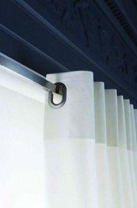 Bisson Bruneel - n°31 en filaine - Eyelet Curtain