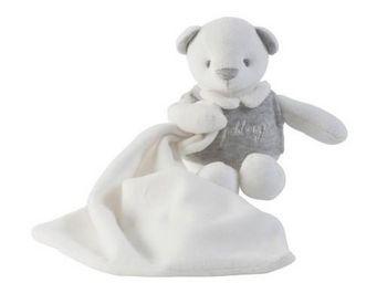 Mathilde M - mon premier toudoux nounours - mon petit ange - ma - Soft Toy