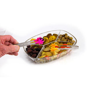 KITCHEN INNOVATIONS -  - Pair Of Olive Tongs