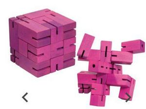 Gigamic - flexi cube - Mind Teaser Puzzle