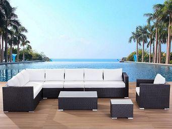 BELIANI - xxl - Garden Furniture Set