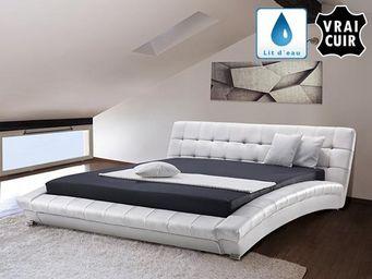 BELIANI - lit à eau - Waterbed