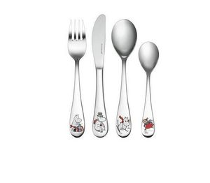 Hackman - winter - Children's Cutlery