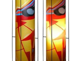 TOUCH OF LIGHT -  - Illuminated Column