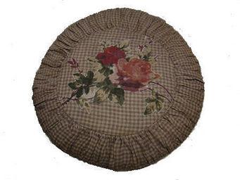 Coquecigrues - pouf lady godiva - Floor Cushion
