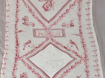 Coquecigrues - torchon fortuna - Tea Towel
