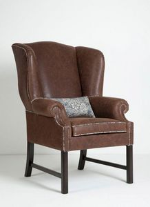 CHELINI -  - Armchair With Headrest