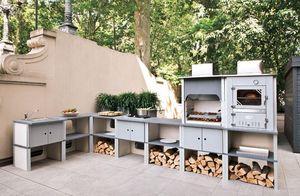 Palazzetti - saint vincent - Outdoor Kitchen