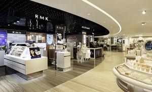 MALHERBE Paris - sogo - Shop Layout