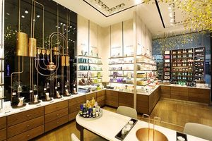 MALHERBE Paris - l'occitane - Shop Layout