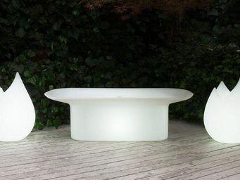 Serralunga - flame - Garden Lamp