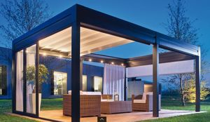 PRATIC - reverse - Self Supporting Pergola
