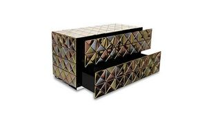 BOCA DO LOBO - pixel - Chest Of Drawers