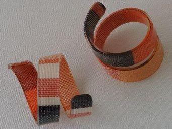 Les Toiles Du Soleil - roussillon - Napkin Ring