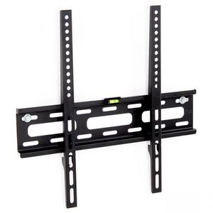 WHITE LABEL - support mural tv fixe max 55 - Tv Wall Mount