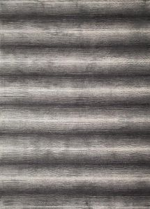 STEPEVI - degradé gray - Modern Rug