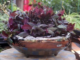 Les Poteries D'albi - kyoto - Plant Pot Cover