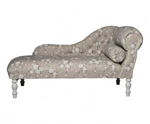 Demeure et Jardin - méridienne capitonnée - Lounge Sofa