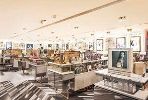 MALHERBE Paris - sogo hong kong - Shop Layout