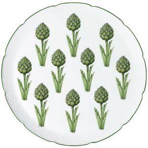 Raynaud - villandry legumes - Pie Plate