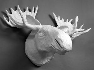MARIE TALALAEFF -  - Hunting Trophy