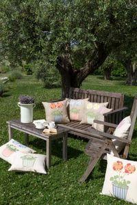 Tessitura Pardi -  - Square Cushion