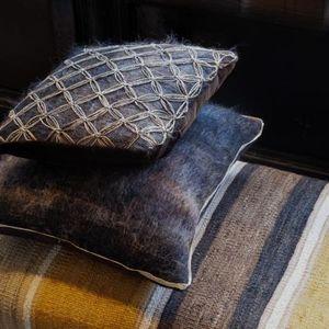 VÉRONIQUE DE SOULTRAIT -  - Rectangular Cushion