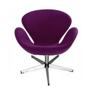Mathi Design - chaise trefle - Swivel Chair