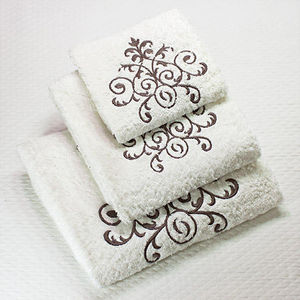 Evelyn Kahle - bangkok - Towel Set