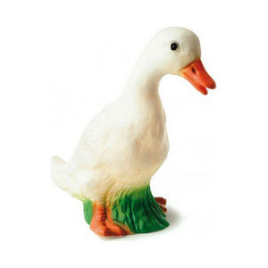 Egmont Toys - canard - lampe à poser / veilleuse canard blanc h2 - Children's Table Lamp