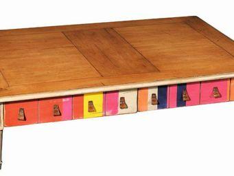 Grange - -jacob - Rectangular Coffee Table