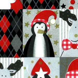 BEAUMONT GROUPE - 5010h - Gift Wrapping Paper