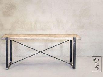 FERROLAB -  - Rectangular Dining Table
