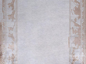 EDITION BOUGAINVILLE - fontenay new age silver - Modern Rug