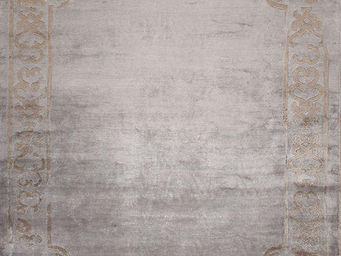 EDITION BOUGAINVILLE - marquise vintage silver - Modern Rug