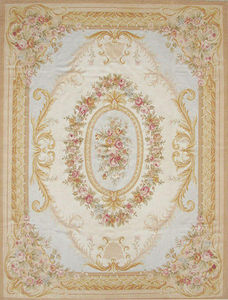 EDITION BOUGAINVILLE - saint clair - Aubusson Carpet