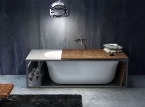 GIOPATO & COOMBES -  - Freestanding Bathtub