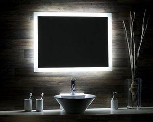 GLASSOLUTIONS France - swallow - Illuminated Mirror
