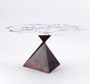 Tom Faulkner -  - Round Diner Table