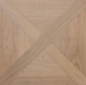 QC FLOORS - viennese cross - Solid Parquet